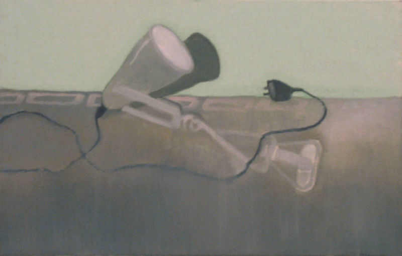 THIS LAMP HAS FALLEN DOWN, 2005